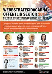 Webbos konferens 25 oktober