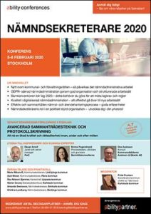 Konferens 5-6 februari