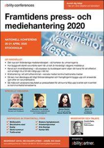 Konferens 20-21 april