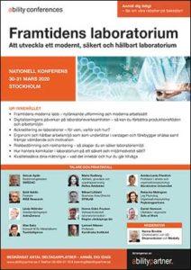 Framtidens labb konferens 30-31 mars